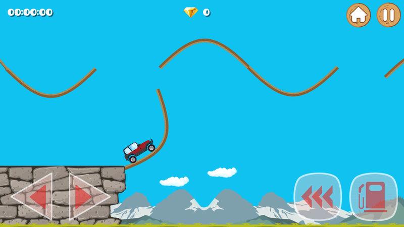 物理的驾驶游戏截图4