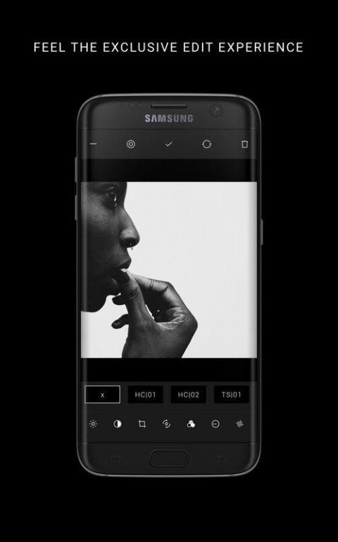 黑白攝影截圖3