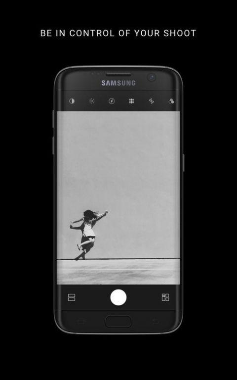 黑白攝影截圖1