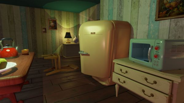 你好邻居游戏评测:探索邻居叔叔的秘密[多图]图片6