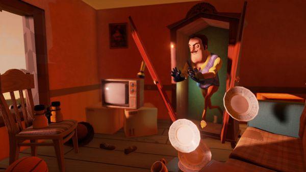 你好邻居游戏评测:探索邻居叔叔的秘密[多图]图片2