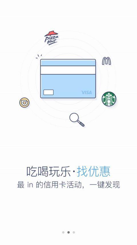 刷卡优惠截图1