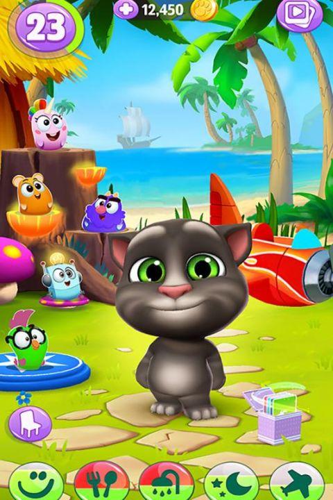 我的汤姆猫2截图1