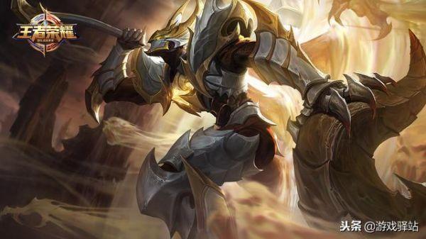 王者荣耀:技能机制最全面的四位英雄,能控能打能逃,上分必备!