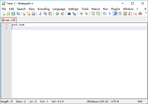 代码编辑器Notepad截图3
