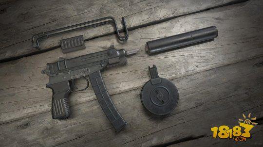 刺激战场蝎型手枪