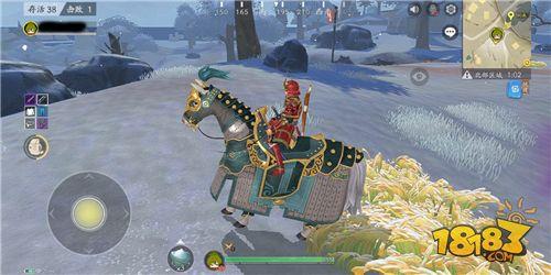 《风云岛行动》:爆款英雄吃鸡手游来袭!你从未玩过的吃鸡手游!