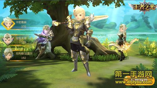 《王者之光》最新评测:精彩战斗掌中呈现