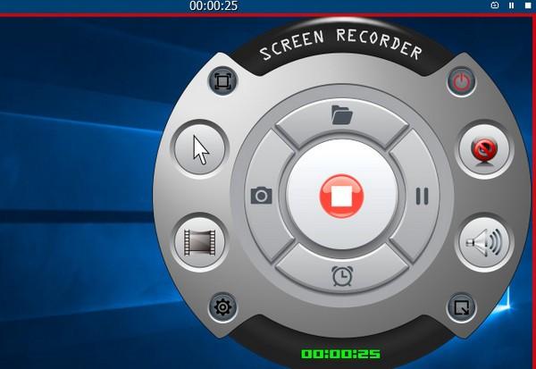 游戏截图录像ZD Soft Screen Recorder截图2