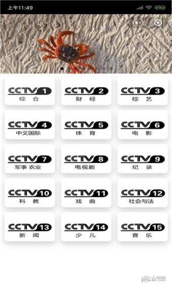 免费电视IPTV截图1