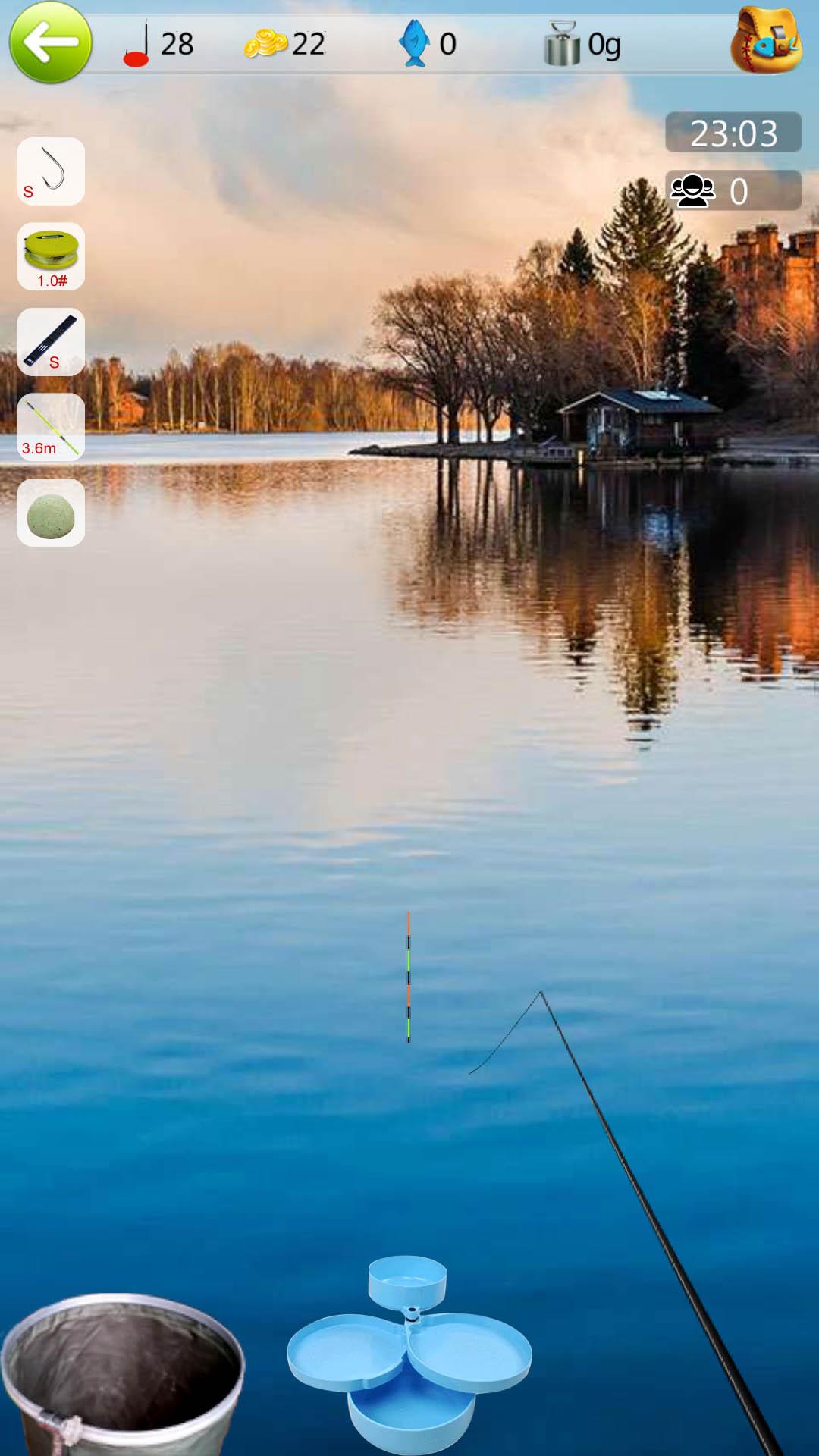 钓鱼看漂手游截图3