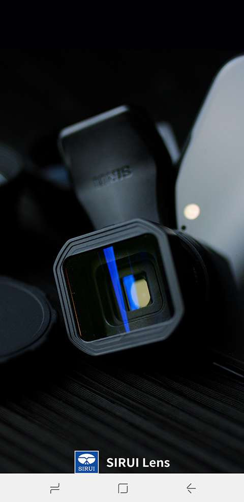 SIRUI Lens截图1
