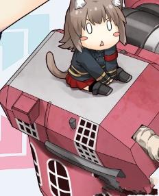 《战舰少女R》提尔比茨改造