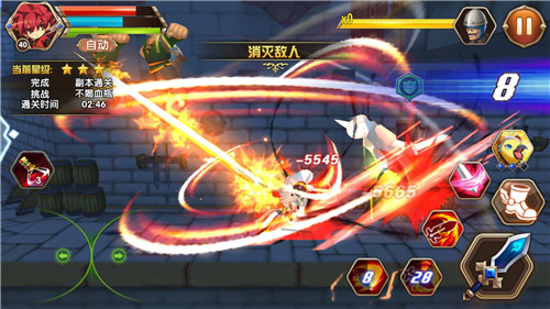《艾尔战记》评测: 二次元萌斗格斗的绝对领域