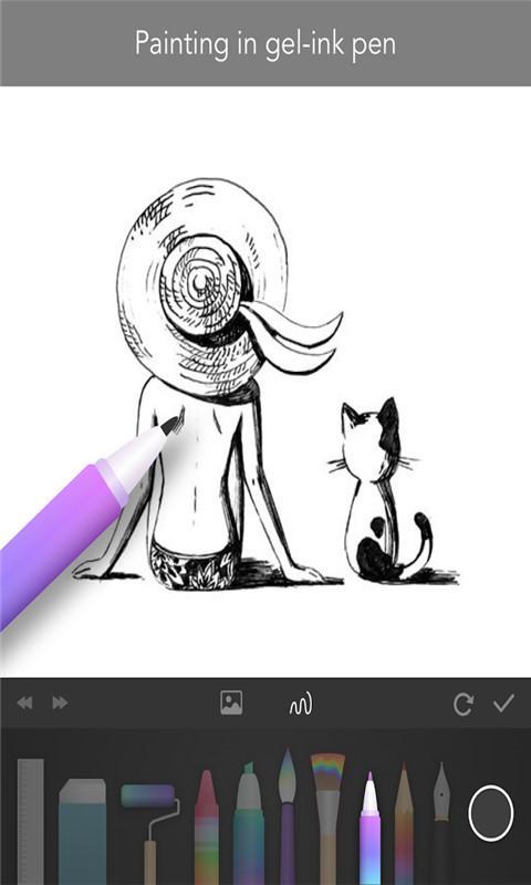 彩绘涂鸦截图3