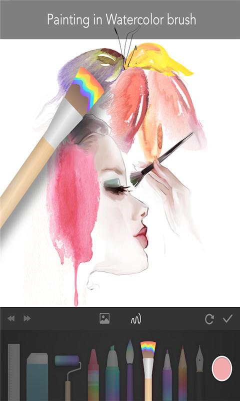 彩绘涂鸦截图2