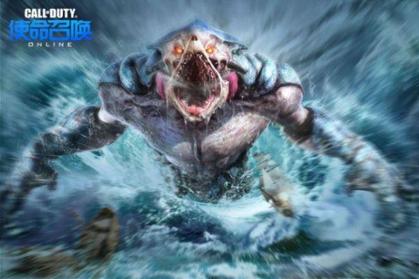 """《使命召唤Online》公测新版本""""丧尸海岛""""来袭"""