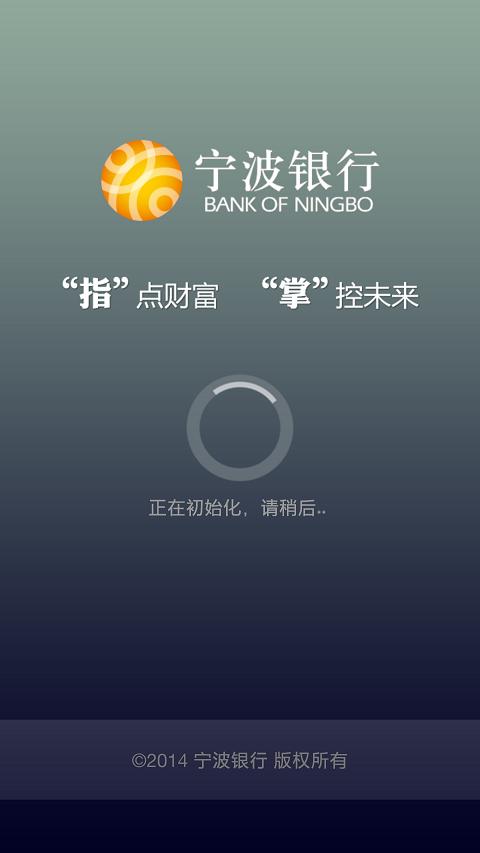 宁波企业手机银行截图2