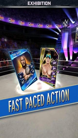 WWE SuperCard截图3