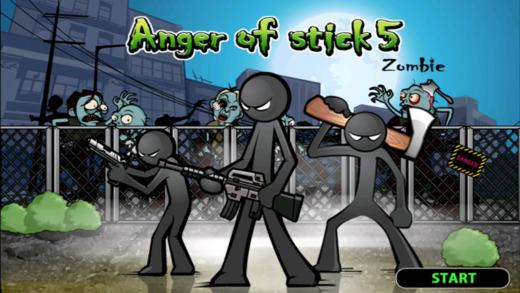 愤怒的火柴人5 电脑版截图1