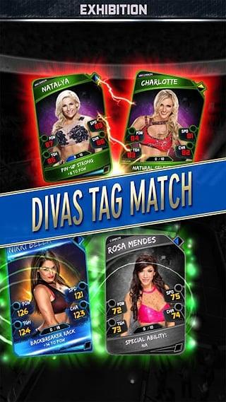 WWE SuperCard截图4