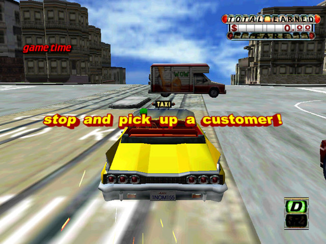 疯狂出租车2截图3