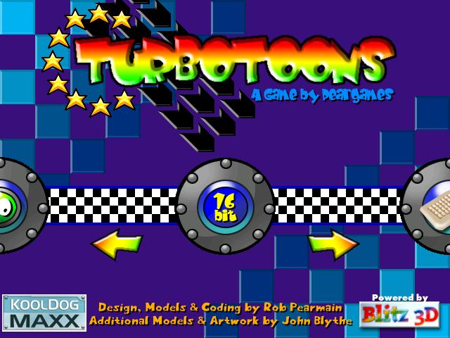 Turbotoons(超级跑车)截图1