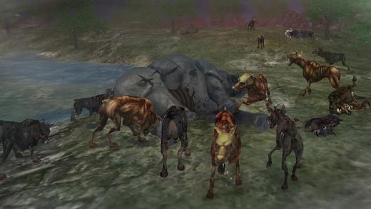 僵尸野生动物截图1