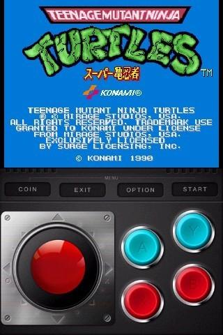 忍者神龟街机版截图3