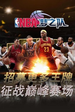NBA梦之队电脑版截图4