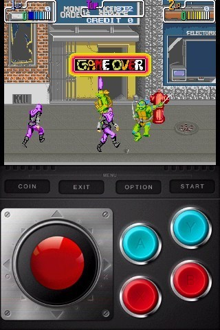 忍者神龟街机版截图2