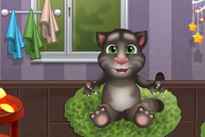 会说话的汤姆猫怎么上厕所 汤姆猫上厕所有什么标志提醒[图]图片1