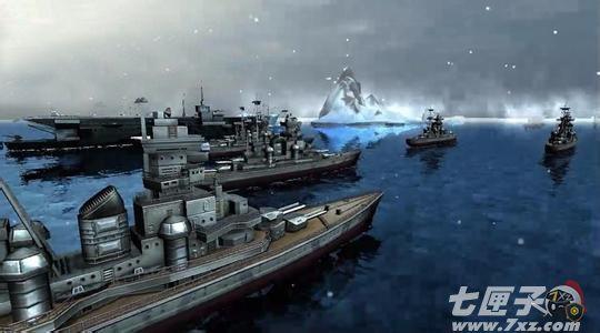 战舰荣耀截图5