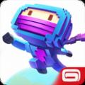 弹跳忍者app icon图