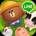 LINE布朗农场app icon图