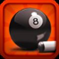 真实桌球3D app icon图