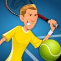 火柴人网球Stick Tennis体育app万博版icon图