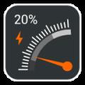 时速表电量显示app icon图