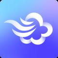 墨迹天气app icon图