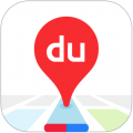 百度地图app icon图