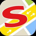 搜狗地图app icon图