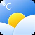 360天气app icon图