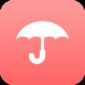 懒人天气app icon图