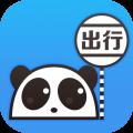熊猫出行app icon图