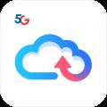 天翼云盘app icon图