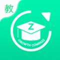 成长指南针教师端app icon图