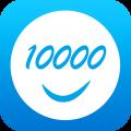 10000社区app icon图