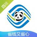 四川移动app icon图