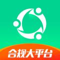 点融理财app icon图