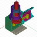 CAD建模号app icon图